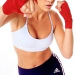 ボクシングプレイ